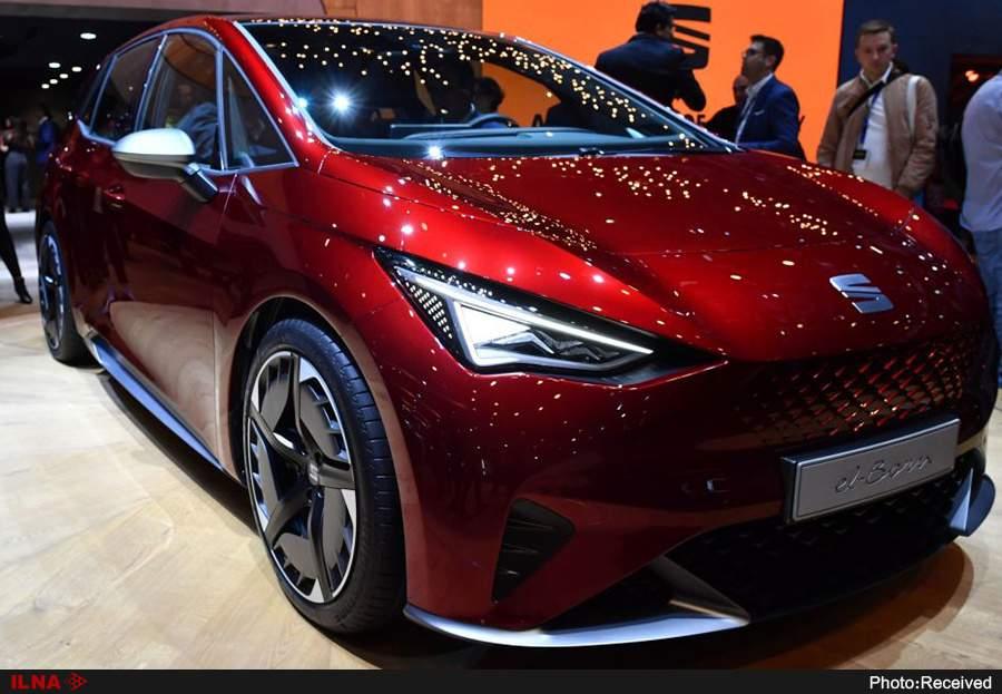 تصاویر نمایشگاه ماشین های لوکس در ژنو,عکس های نمایشگاه ماشین در ژنو,تصاویر برترین خودروهای 2019
