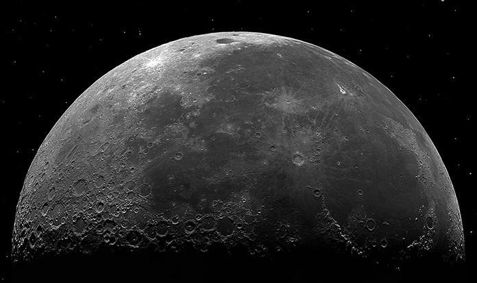 تصاویر کره ماه،عکس های دیدنی از ماه,تصاویر شگفت انگیز ماه