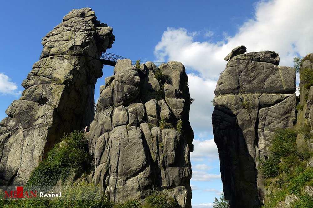 تصاویر انواع صخره ها,تصاویرصخره های عجیب دنیا,عکس های انواع صخره ها