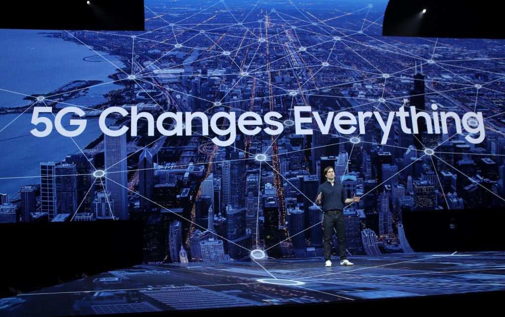 تصاویر رونمایی از محصولات سال 2019 سامسونگ,عکس های کنفرانس آنپکد 2019 سامسونگ,عکس های رونمایی از گلکسی اس 10