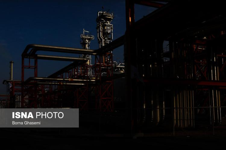 تصاویر مجتمع گازی پارس جنوبی,عکس های فازهای جدید مجتمع پارس جنوبی,تصاویر جدید از پارس جنوبی