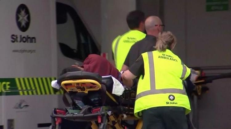 تصاویر حادثه تیراندازی در مساجد نیوزیلند,عکسهای حمله تروریستی به مساجد نیوزیلند,عکس های حمله تروریستی درنیوزلند