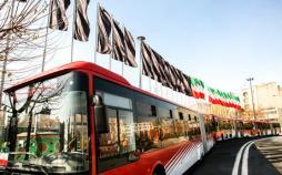 اتوبوس های قرمز در رینگ گردشگری تهران,اخبار اجتماعی,خبرهای اجتماعی,شهر و روستا