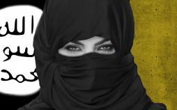 زنان داعش,اخبار اجتماعی,خبرهای اجتماعی,خانواده و جوانان