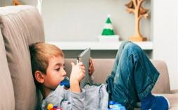 استفاده کودکان از تکنولوژی,اخبار علمی,خبرهای علمی,پژوهش