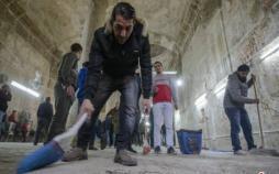 تصاویر 4 اسفند, عکس های ورود فلسطینیان به باب الرحمه, عکس های 23 فوریه 2019
