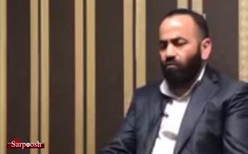 ویدئو/ سید حسن آقامیری چرا خلع لباس شد؟
