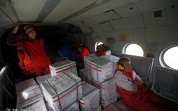 تصاویر امدادرسانی به الیگودرز,عکسهای امدادرسانی به سیل زدگان,عکس های امدادرسانی هلال احمر