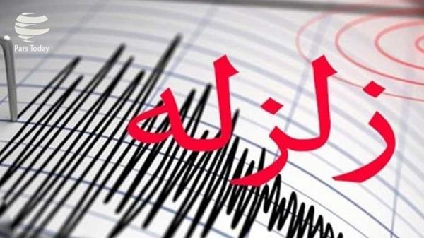 زلزله ۴.۹ ریشتری دریای خزر را لرزاند/ خطر سونامی وجود ندارد