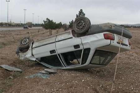 تصادف درجاده های اصفهان,اخبار حوادث,خبرهای حوادث,حوادث