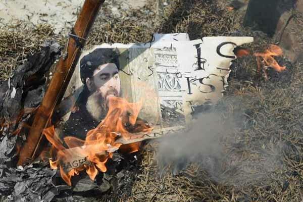پاداش ۲۵ میلیون دلاری برای سر ابوبکر البغدادی