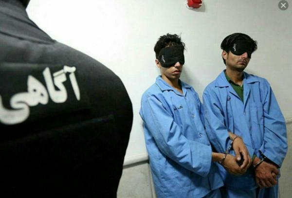 سارقان مراسم جمشید مشایخی,اخبار حوادث,خبرهای حوادث,جرم و جنایت