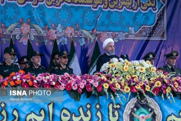 روحانی: راهی که آمریکا انتخاب کرده راه اشتباه و غلط است