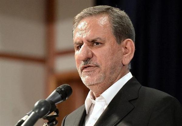 جهانگیری خطاب به اعضای ستاد مدیریت بحران پایتخت: با هوشیاری کامل سیل احتمالی در تهران را مدیریت کنید