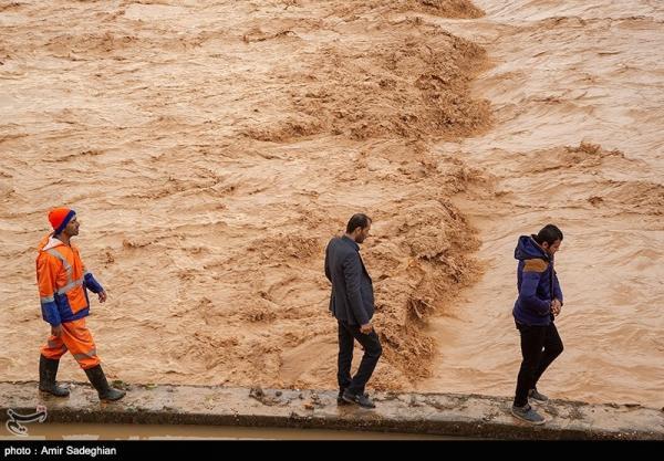 استاندار فارس علت تلفات زیاد سیل امروز شیراز را اعلام کرد