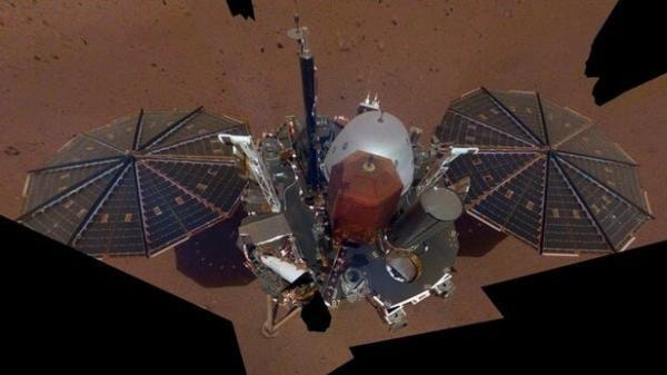اینسایت در مریخ,اخبار علمی,خبرهای علمی,نجوم و فضا