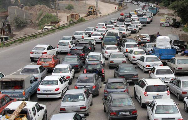 ترافیک در محورهای مواصلاتی,اخبار اجتماعی,خبرهای اجتماعی,حقوقی انتظامی