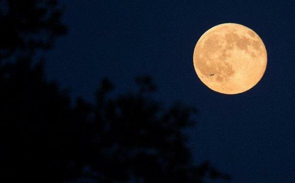 ابر ماه,اخبار علمی,خبرهای علمی,نجوم و فضا