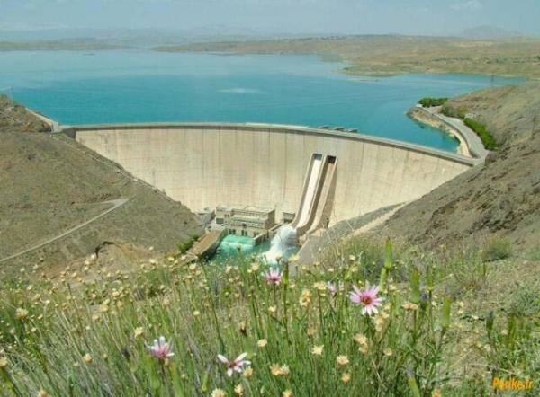 وضعیت سدهای استان قم,اخبار اقتصادی,خبرهای اقتصادی,نفت و انرژی