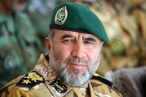 امیر کیومرث حیدری,اخبار سیاسی,خبرهای سیاسی,دفاع و امنیت