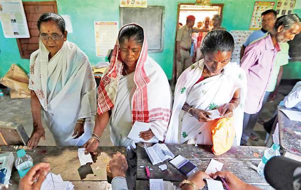انتخابات هندوستان,اخبار سیاسی,خبرهای سیاسی,اخبار بین الملل