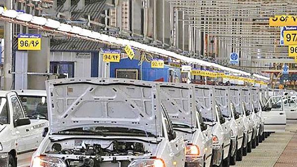 میزان تولید خودرو در سال98,اخبار خودرو,خبرهای خودرو,بازار خودرو