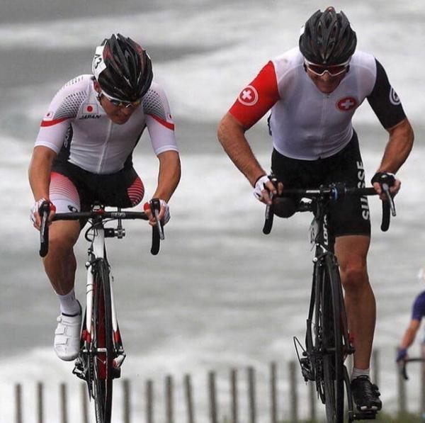 دوچرخهسواران معلول