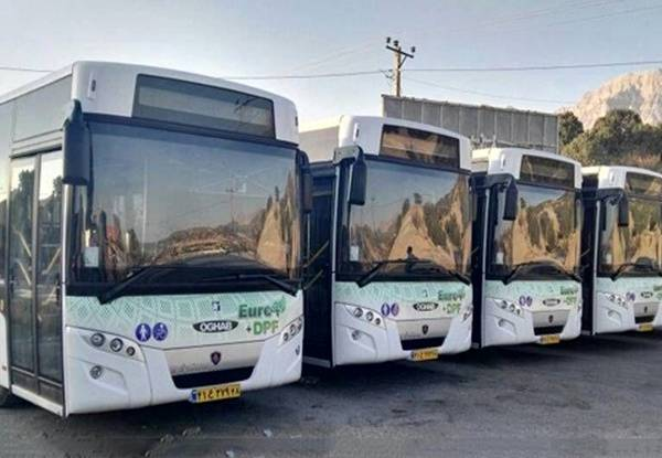 قیمت اتوبوس گازسوز,اخبار اجتماعی,خبرهای اجتماعی,شهر و روستا