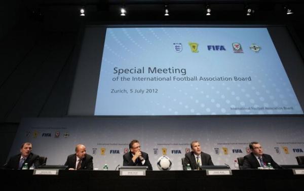 روزی که فیفا وارد هیات بینالمللی فوتبال شد