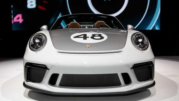پورشه 911 اسپیدستر,اخبار خودرو,خبرهای خودرو,مقایسه خودرو