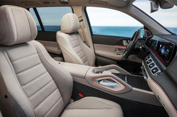 مرسدس بنز GLS,اخبار خودرو,خبرهای خودرو,مقایسه خودرو