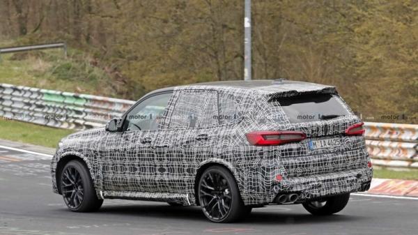 خودرو بیامو X5 M,اخبار خودرو,خبرهای خودرو,مقایسه خودرو
