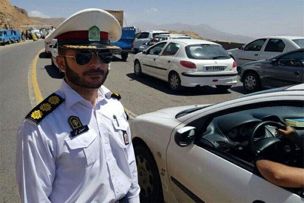 پلیس راهور,اخبار اجتماعی,خبرهای اجتماعی,وضعیت ترافیک و آب و هوا