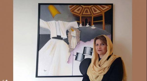 فریبا طاهری,,اخبار هنرهای تجسمی,خبرهای هنرهای تجسمی,هنرهای تجسمی