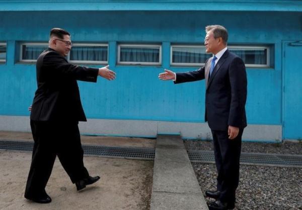 کیم جونگ اون ومون جائه این,اخبار سیاسی,خبرهای سیاسی,اخبار بین الملل