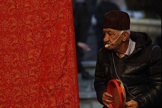 مرتضی خمسهای,اخبار تئاتر,خبرهای تئاتر,تئاتر