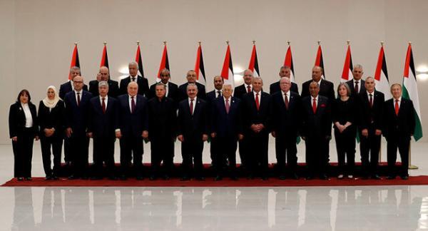 تشکیل دولت جدید فلسطین,اخبار سیاسی,خبرهای سیاسی,خاورمیانه