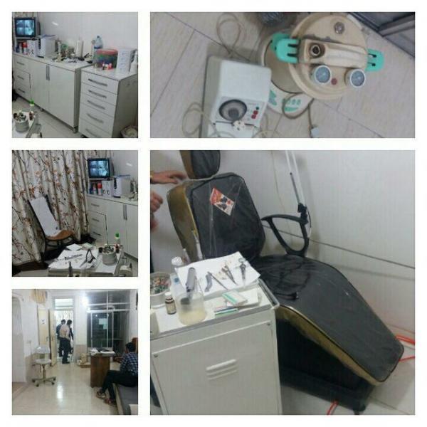 مراکز درمانی غیر مجاز در شیراز,اخبار پزشکی,خبرهای پزشکی,بهداشت
