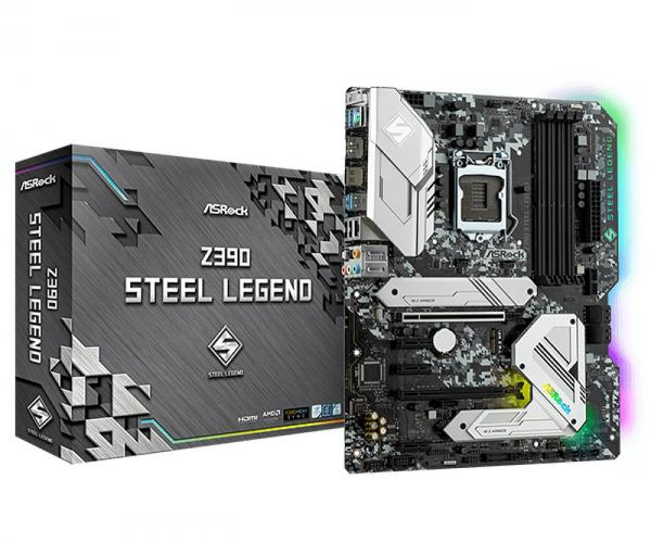 مادربرد ASRock Z390 Steel Legend,اخبار دیجیتال,خبرهای دیجیتال,لپ تاپ و کامپیوتر