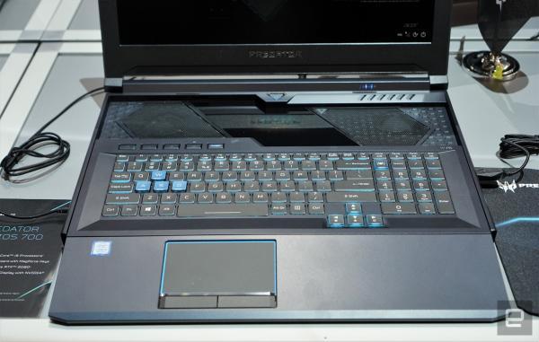 لپتاپ Predator Helios 700,اخبار دیجیتال,خبرهای دیجیتال,لپ تاپ و کامپیوتر