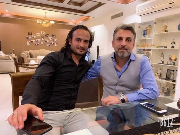 پیمان حسینی,اخبار فوتبال,خبرهای فوتبال,فوتسال