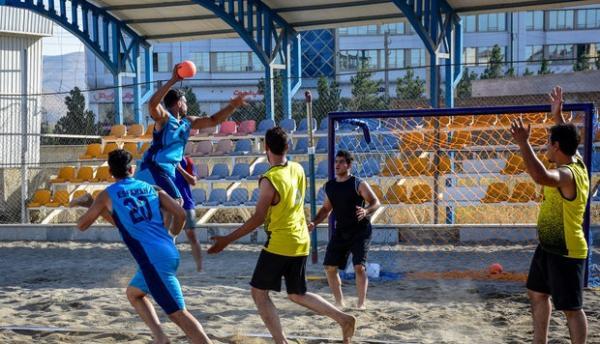 هندبال ساحلی,اخبار ورزشی,خبرهای ورزشی,ورزش