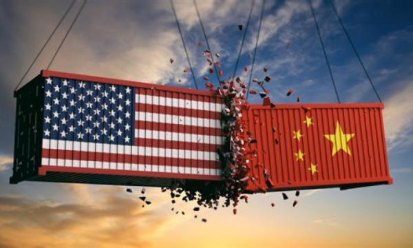 پرچم چین و آمریکا,اخبار اقتصادی,خبرهای اقتصادی,تجارت و بازرگانی