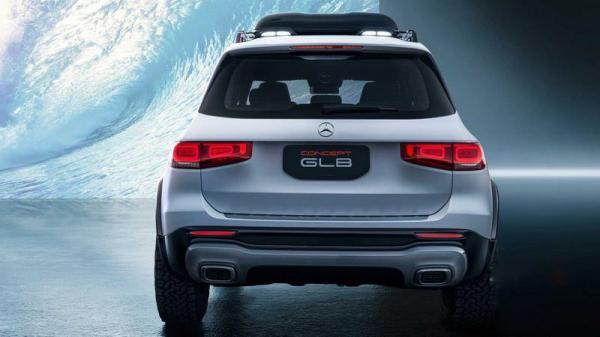 خودرو مرسدس بنز GLB,اخبار خودرو,خبرهای خودرو,مقایسه خودرو