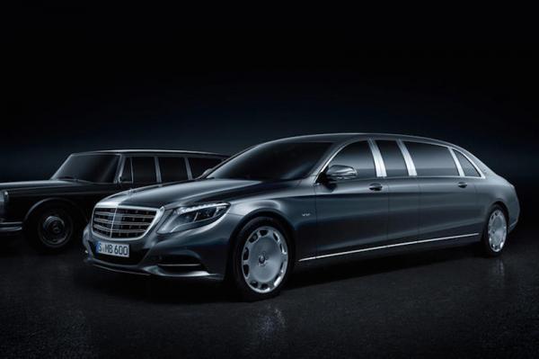 برترین لیموزین در جهان,اخبار خودرو,خبرهای خودرو,مقایسه خودرو