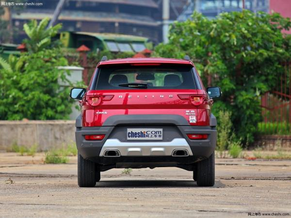 خودرو بایک BJ20,اخبار خودرو,خبرهای خودرو,مقایسه خودرو