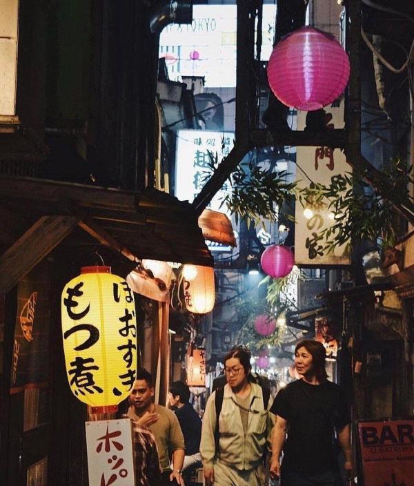 خیابانهای ژاپن,اخبار جالب,خبرهای جالب,خواندنی ها و دیدنی ها