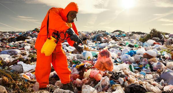 زباله,اخبار جالب,خبرهای جالب,خواندنی ها و دیدنی ها
