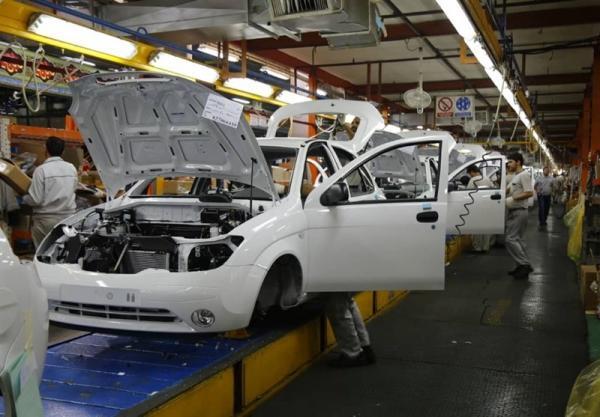 تولیدات شرکت سایپا,اخبار خودرو,خبرهای خودرو,بازار خودرو