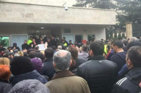 بیانیه سفارت ایران در گرجستان درباره کنسرت تتلو